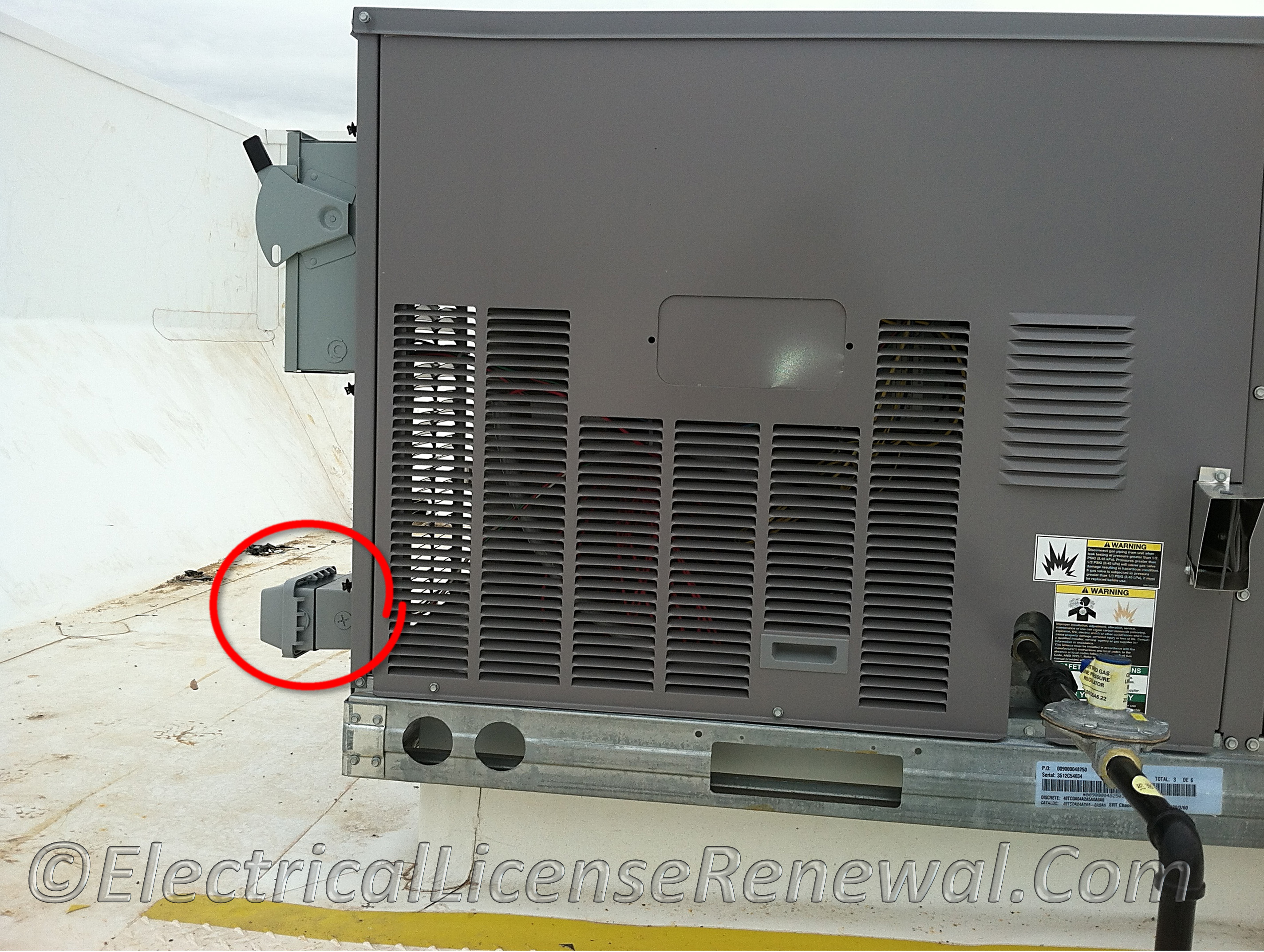 2108b Ground Fault Circuit Interrupter Protection For Personnel Wiring Of Receptacles Also With Other Than Dwelling Units