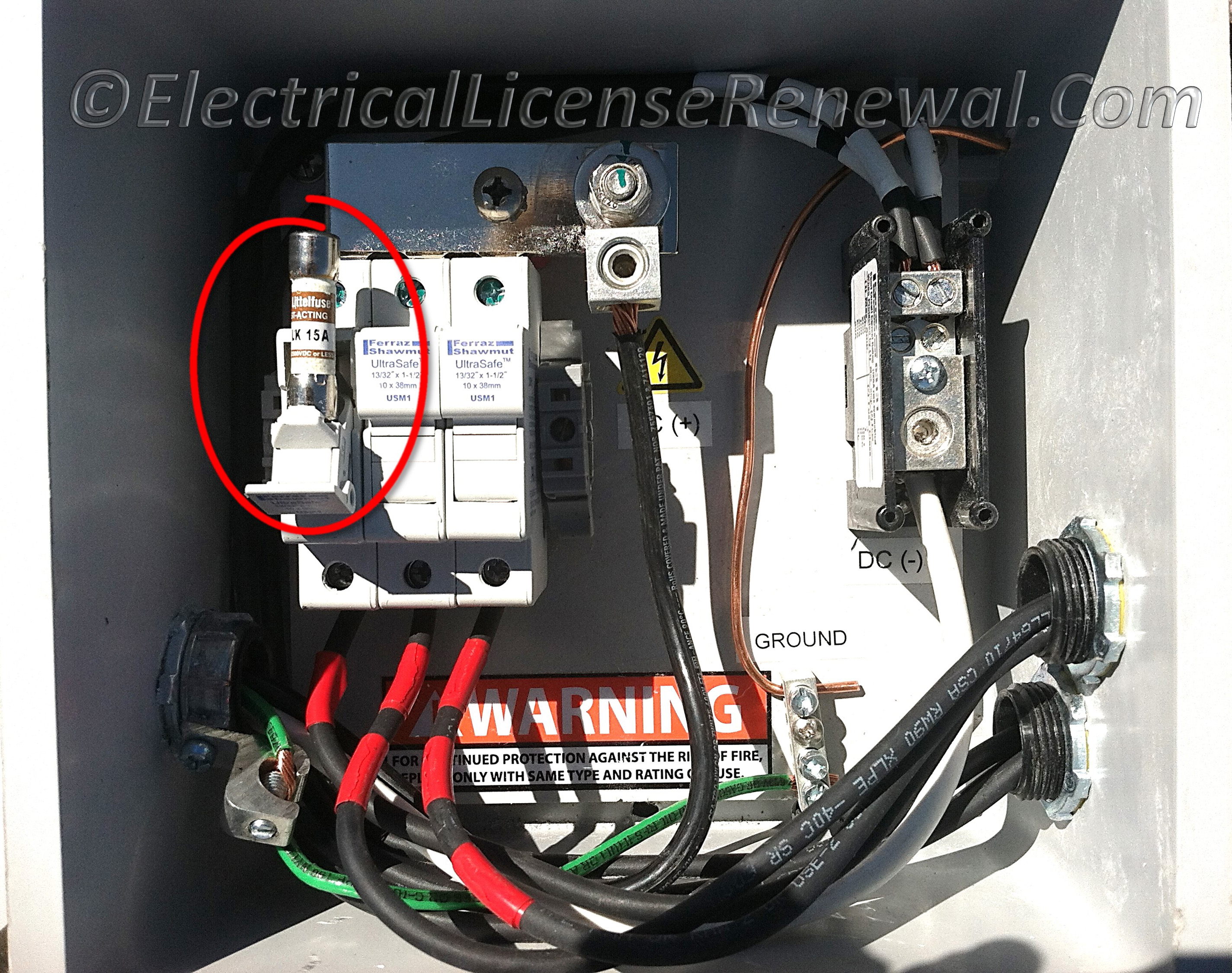 690.9(D) Photovoltaic Source and Output Circuits.