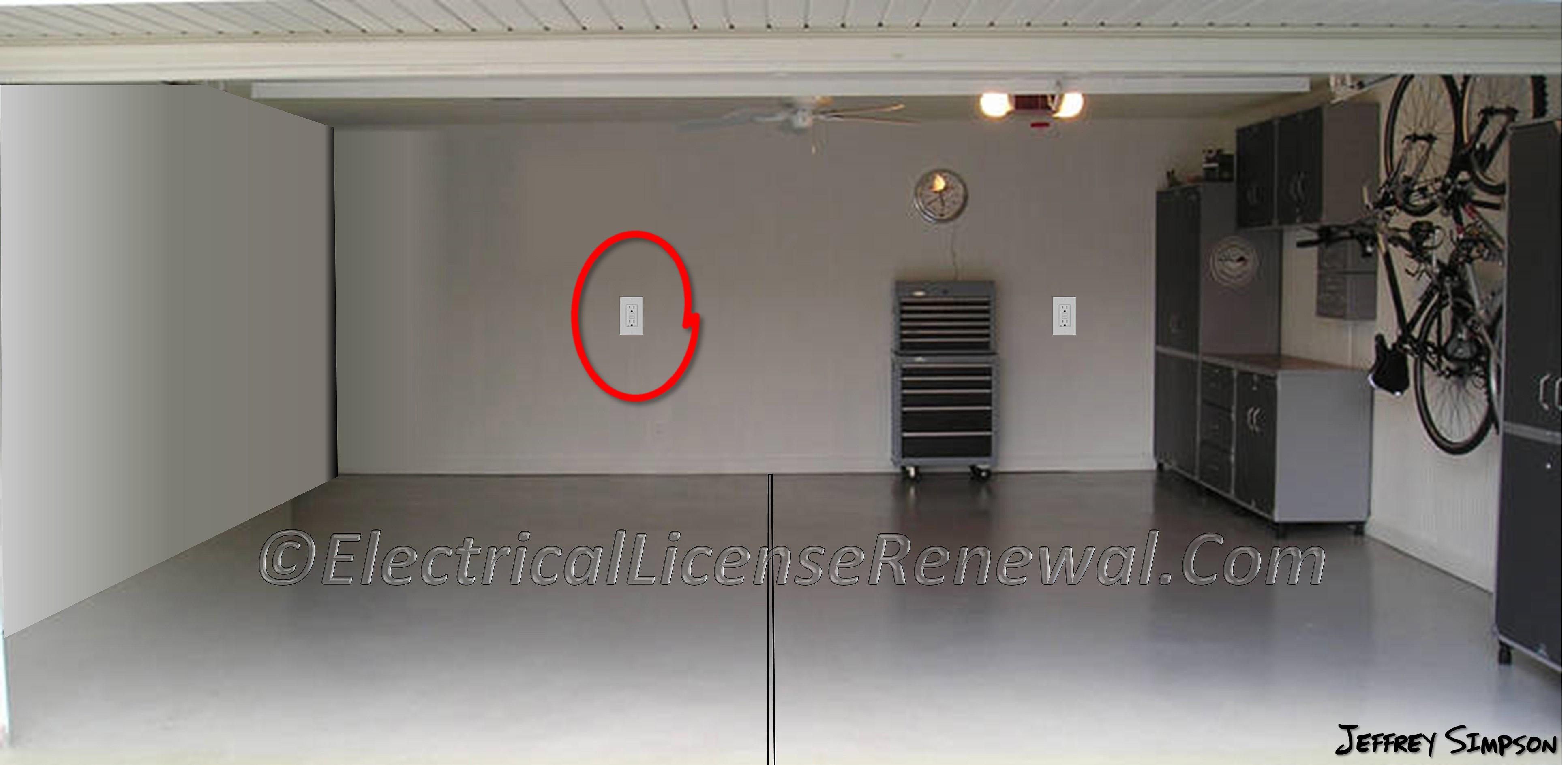[SCHEMATICS_48IS]  210.11(C)(4) Garage Branch Circuits. | Detached Garage Wiring Codes |  | Electrical License Renewal
