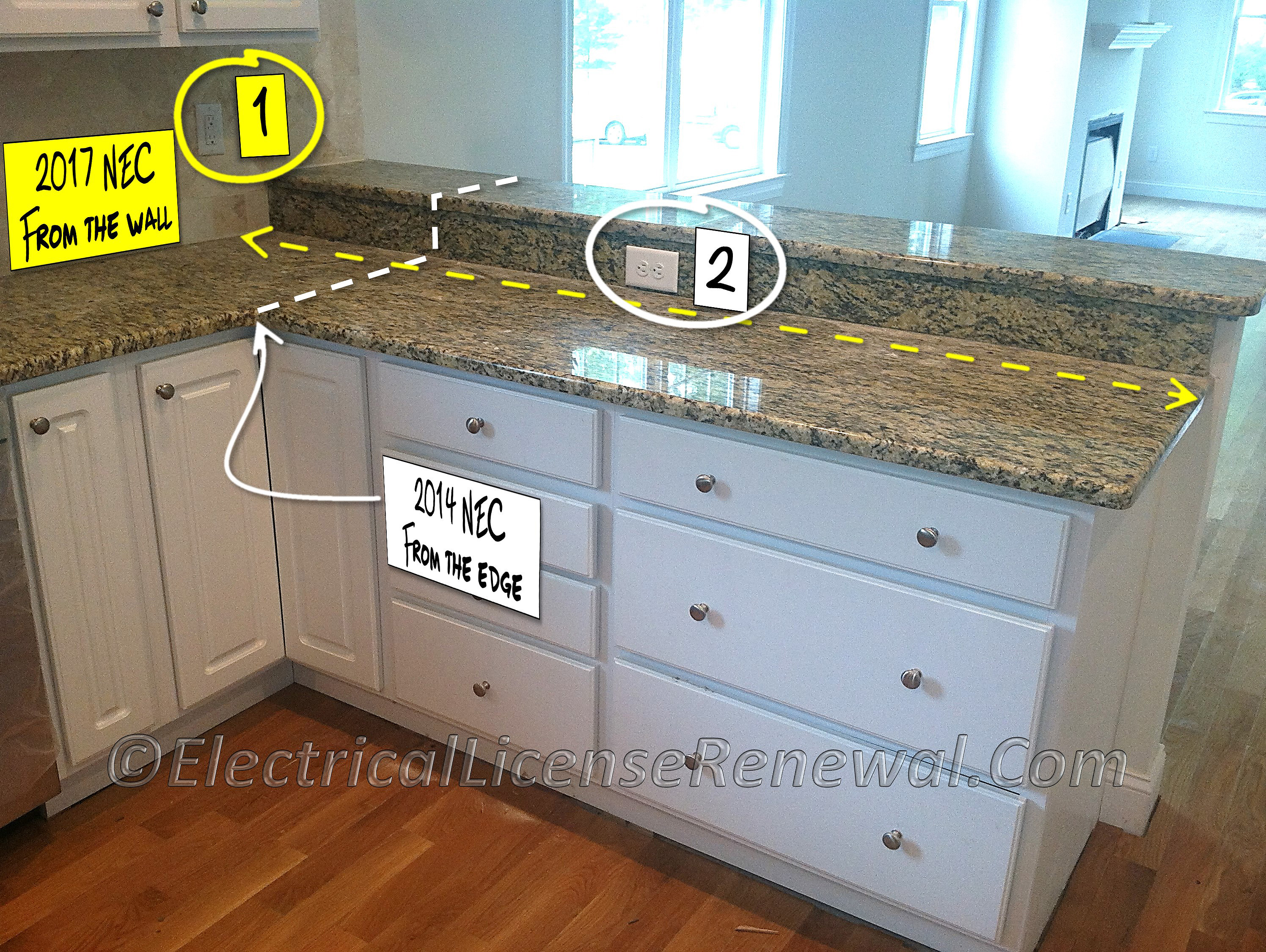 tips hgtv storage kitchen and ergonomic smart the kitchens design for countertop rooms outlets countertops seating