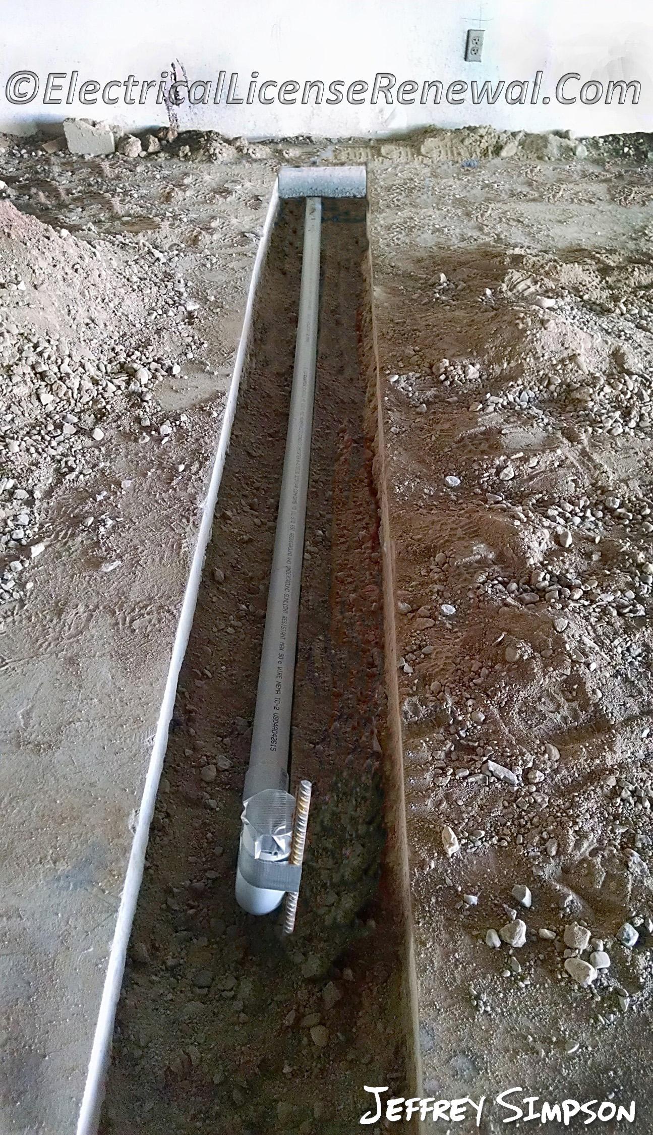 511.8 Underground Wiring. on underground wire in shorts, underground transmission, underground generator,