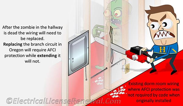 afci circuit bedroom wiring diagram oregon electrical rules and laws  oregon electrical rules and laws